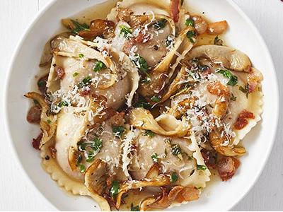 Chicken & Fontina Ravioli